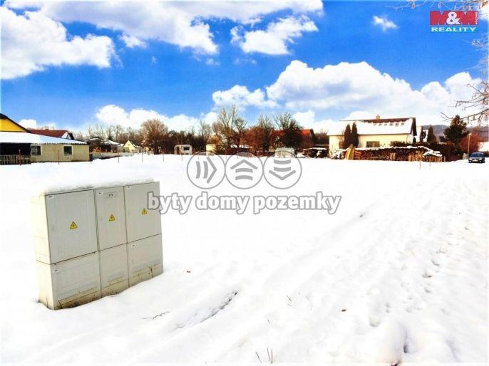 Prodej, Pozemek k bydlení, 859 m², Semechnice