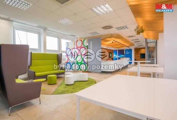 Pronájem, Kancelářský prostor, 478 m², Mníšek pod Brdy