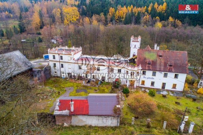 Prodej, Historický objekt, 500 m², Aš