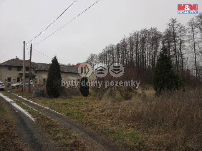Prodej, Rodinný dům, 4712 m², Vražné