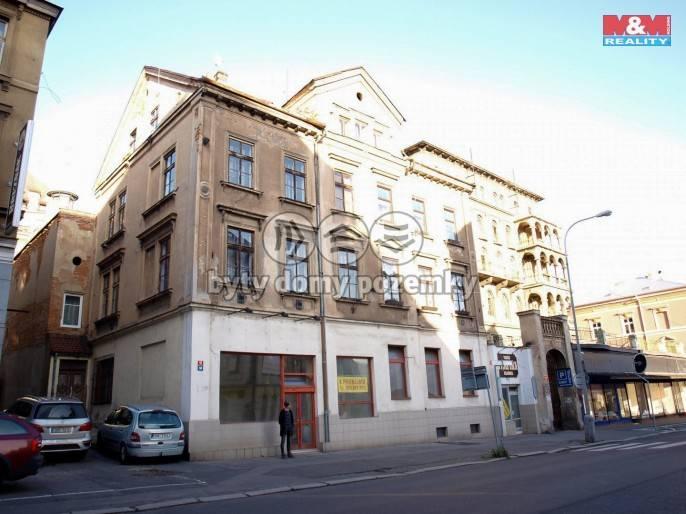 Pronájem, Byt 2+1, 39 m², Děčín, Teplická
