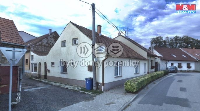 Prodej, Rodinný dům, 196 m², Ořechov, Komenského