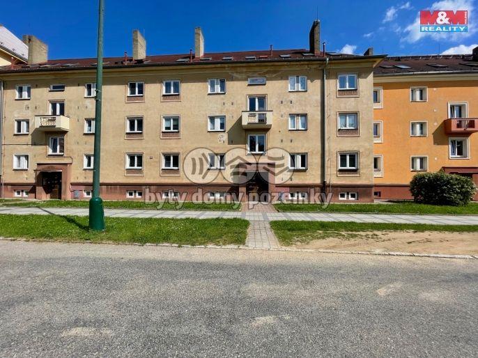 Pronájem, Byt 2+1, 62 m², Sezimovo Ústí, Nerudova