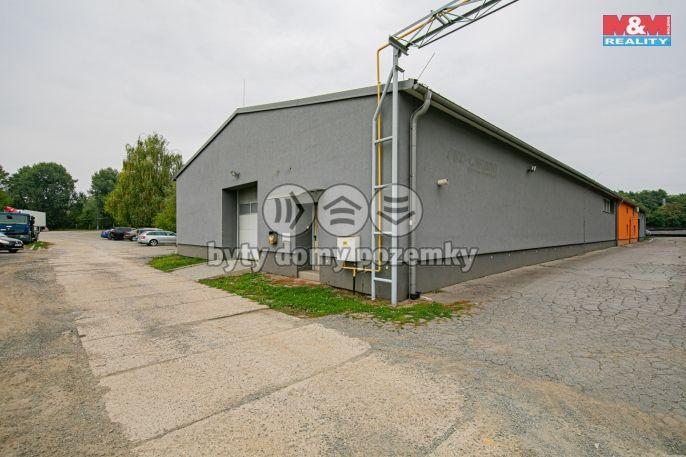 Prodej, Výrobní objekt, 900 m², Lipník nad Bečvou, Loučská