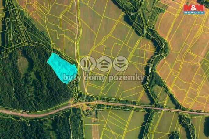 Pozemek zemědělský na prodej, Veřovice