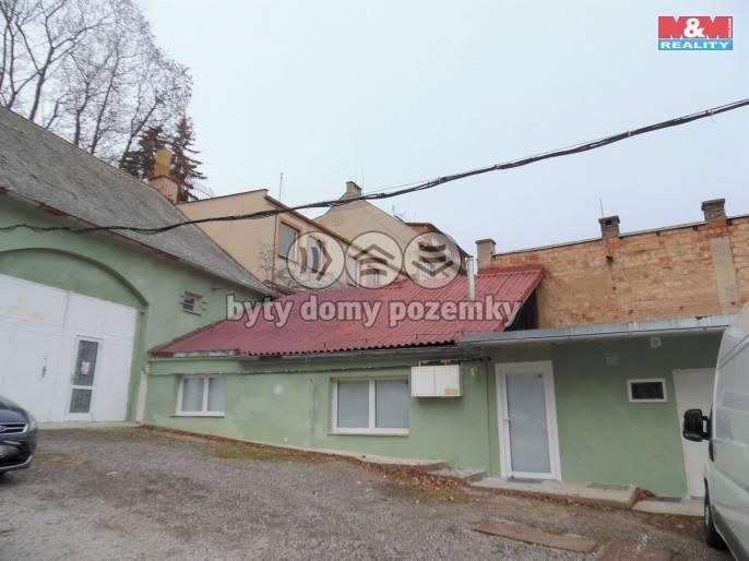 Pronájem, Obchod a služby, 57 m², Beroun, Plzeňská