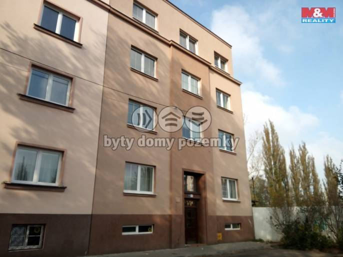 Pronájem, Byt 1+1, 55 m², Ostrava, Raisova