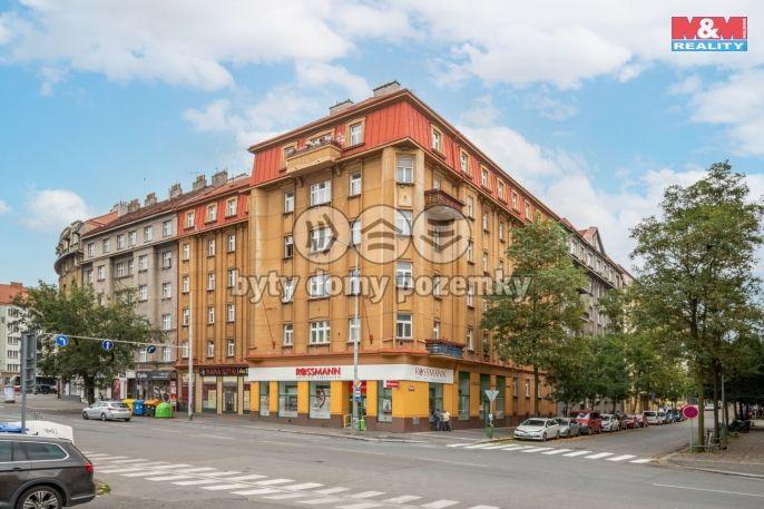 Prodej, Byt 2+1, 68 m², Praha, Koněvova