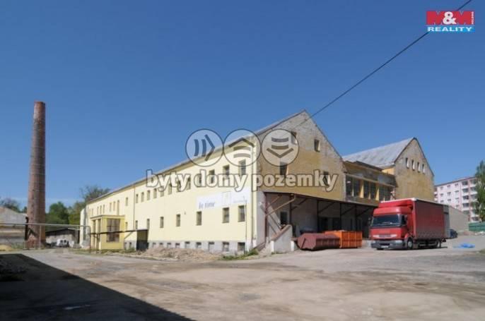 Pronájem, Sklad, 800 m², Chodov, Tovární