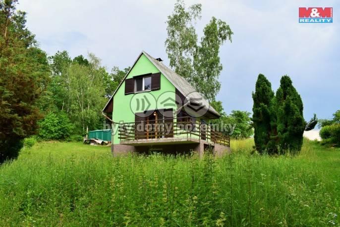 Prodej, Chata, 706 m², Protivín