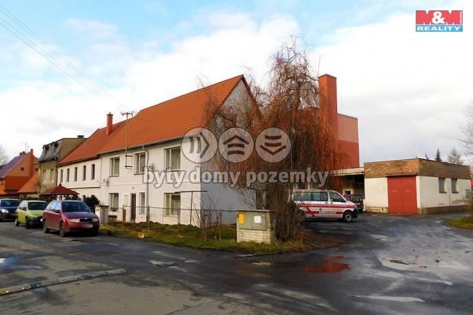 Prodej, Rodinný dům, 296 m², Úštěk, Sídliště pionýrů