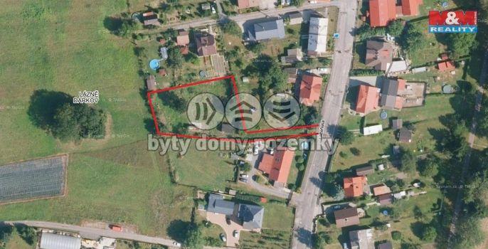 Prodej, Pozemek k bydlení, 1542 m², Karviná