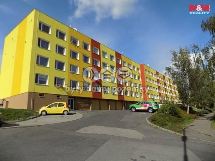 Pronájem, Byt 2+kk, 44 m², Králův Dvůr, Nad Stadionem