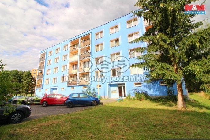 Prodej, Byt 2+kk, 34 m², Stráž pod Ralskem, Máchova