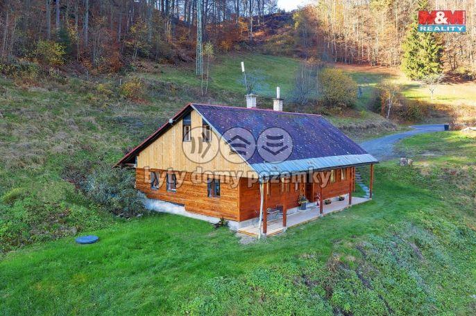 Prodej, Rodinný dům, 17000 m², Železný Brod
