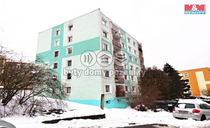 Prodej, Byt 3+1, 75 m², Nový Bor, Palackého