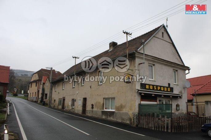 Prodej restaurace, stravování, 412 m², Želenice