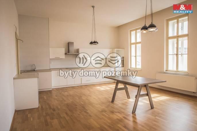 Pronájem, Byt 3+kk, 127 m², Plzeň, Dominikánská