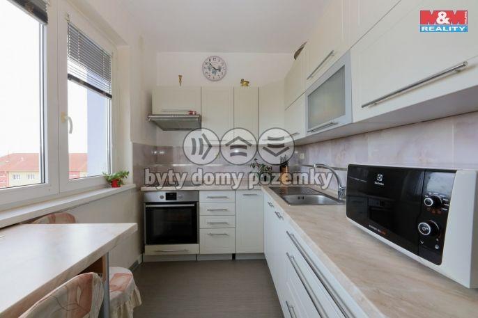Prodej, Byt 2+1, 55 m², Hodonín, Družstevní čtvrť