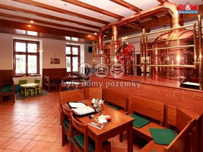 Prodej, Restaurace, stravování, 1200 m², Rýmařov
