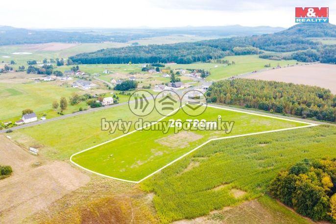 Prodej, Pozemek k bydlení, 26780 m², Česká Lípa