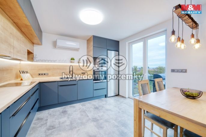 Prodej, Byt 3+kk, 98 m², Vochov
