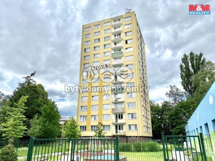 Prodej, Byt 3+kk, 61 m², České Budějovice, Kubatova