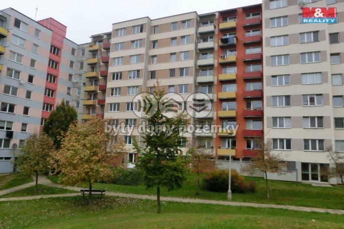 Prodej, Byt 3+1, 69 m², Tábor, Bukurešťská