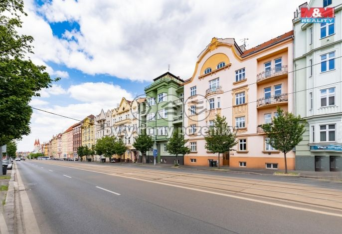 Pronájem, Byt 2+kk, 45 m², Plzeň, Klatovská