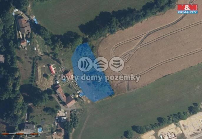 Prodej, Stavební parcela, 2953 m², Třebovice