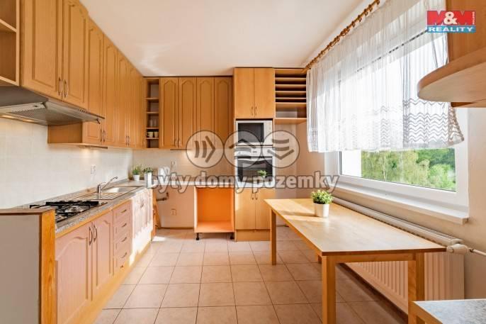 Prodej, Byt 4+1, 88 m², Chomutov, Hutnická