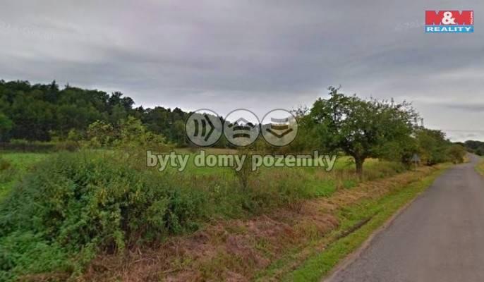 Prodej, Zahrada, 1031 m², Blíževedly