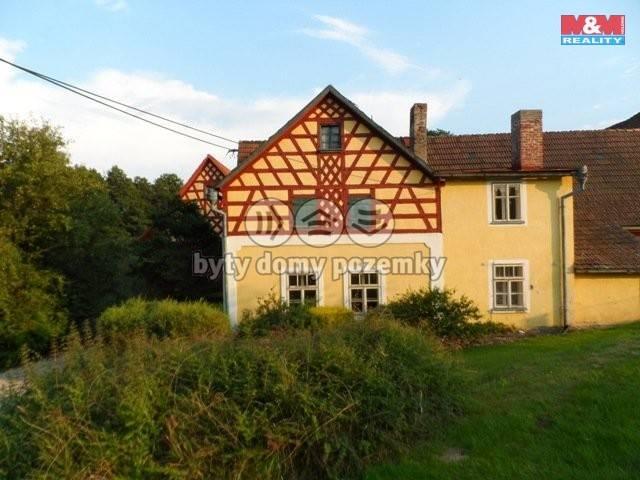 Prodej, historický dům 4+1, 2525 m2, Lipová - Doubrava