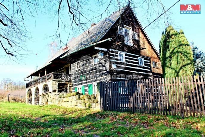 Prodej, Chalupa, 6602 m², Nový Bor
