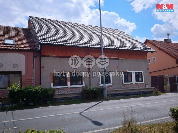 Prodej, rodinný dům, 470 m², Kladno, ul.