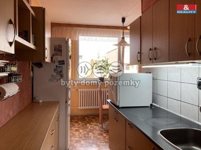 Prodej, Byt 3+1, 82 m², Brno, Chodská
