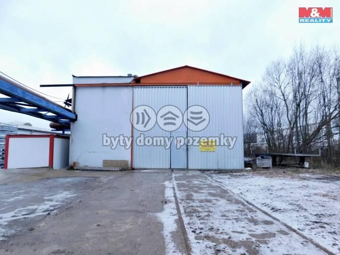 Pronájem, Výrobní objekt, 649 m², Liberec