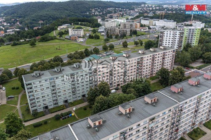 Prodej bytu 1+kk, 19 m², Ústí nad Labem, ul.