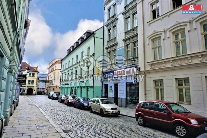 Obchodní prostory na pronájem, Plzeň (Vnitřní Město)