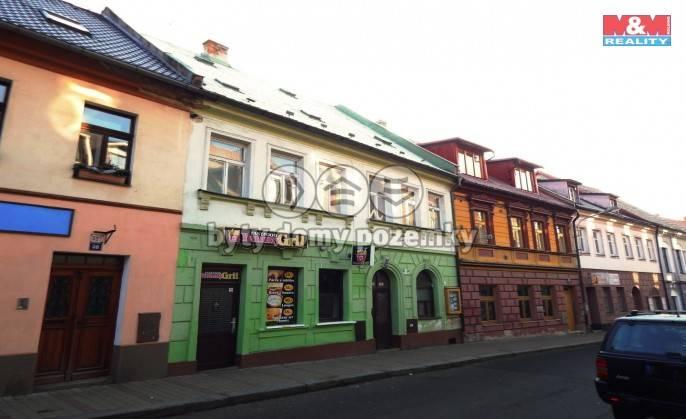 Prodej, Rodinný dům, 271 m², Česká Lípa, Mariánská