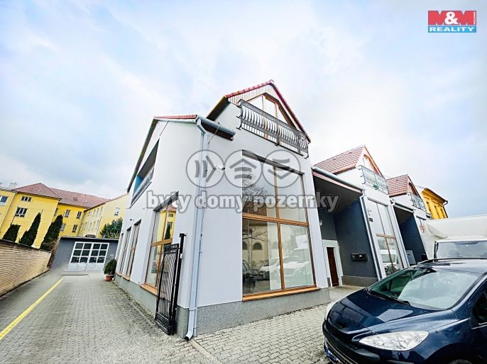 Pronájem, Obchod a služby, 120 m², Tišnov, Bezručova