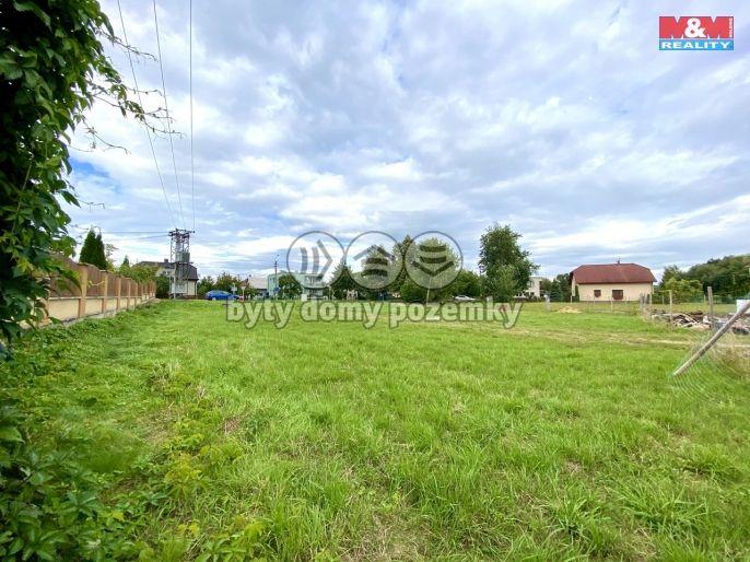 Prodej, Pozemek k bydlení, 1160 m², Ostrava, Mitrovická