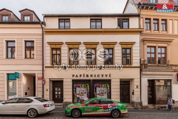 Prodej, Nájemní dům, 340 m², Jablonec nad Nisou
