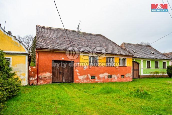 Prodej, Chalupa, 1646 m², Uherčice