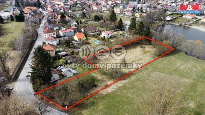 Prodej, Pozemek k bydlení, 5066 m², Jistebnice