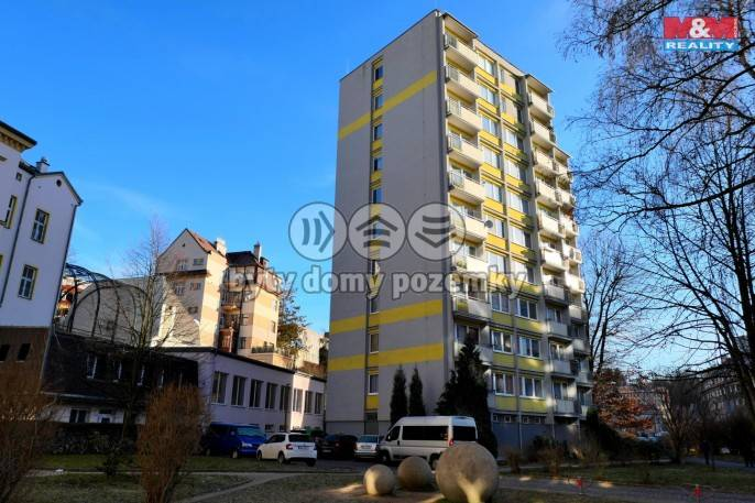 Byt 3+1 na prodej, Liberec (Liberec IV-Perštýn)