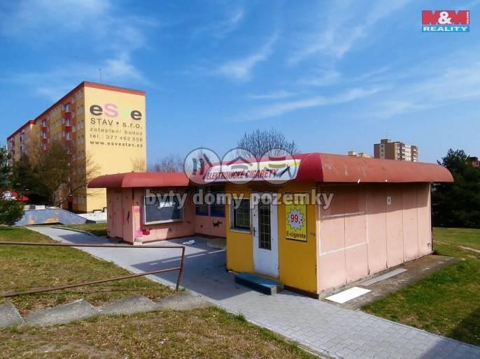 Obchodní prostory na prodej, Plzeň (Bolevec)