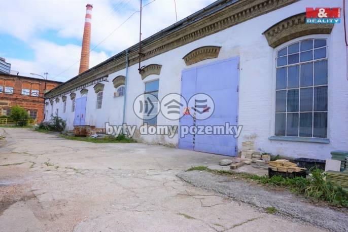Pronájem, Výrobní objekt, 565 m², Plzeň, Zahradní