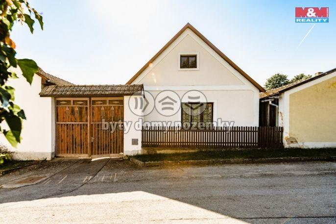Prodej, Rodinný dům, 430 m², Hodonice