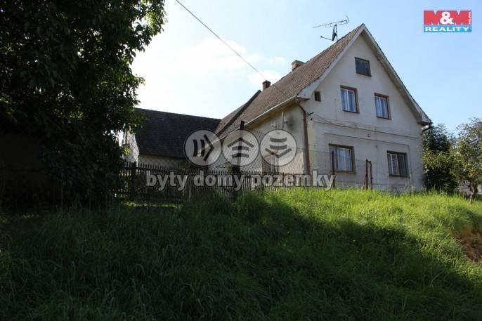 Prodej, rodinný dům, 3921 m2, Vítkov
